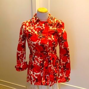 Numph Waxed Cotton jacket from Denmark beautiful